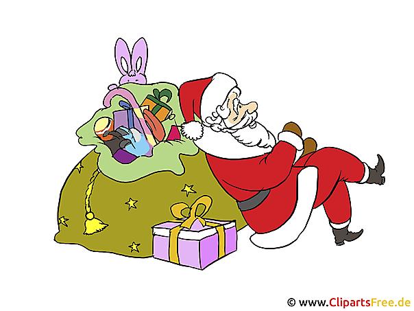 Maak zelf kerstkaarten met onze gratis clipartafbeeldingen