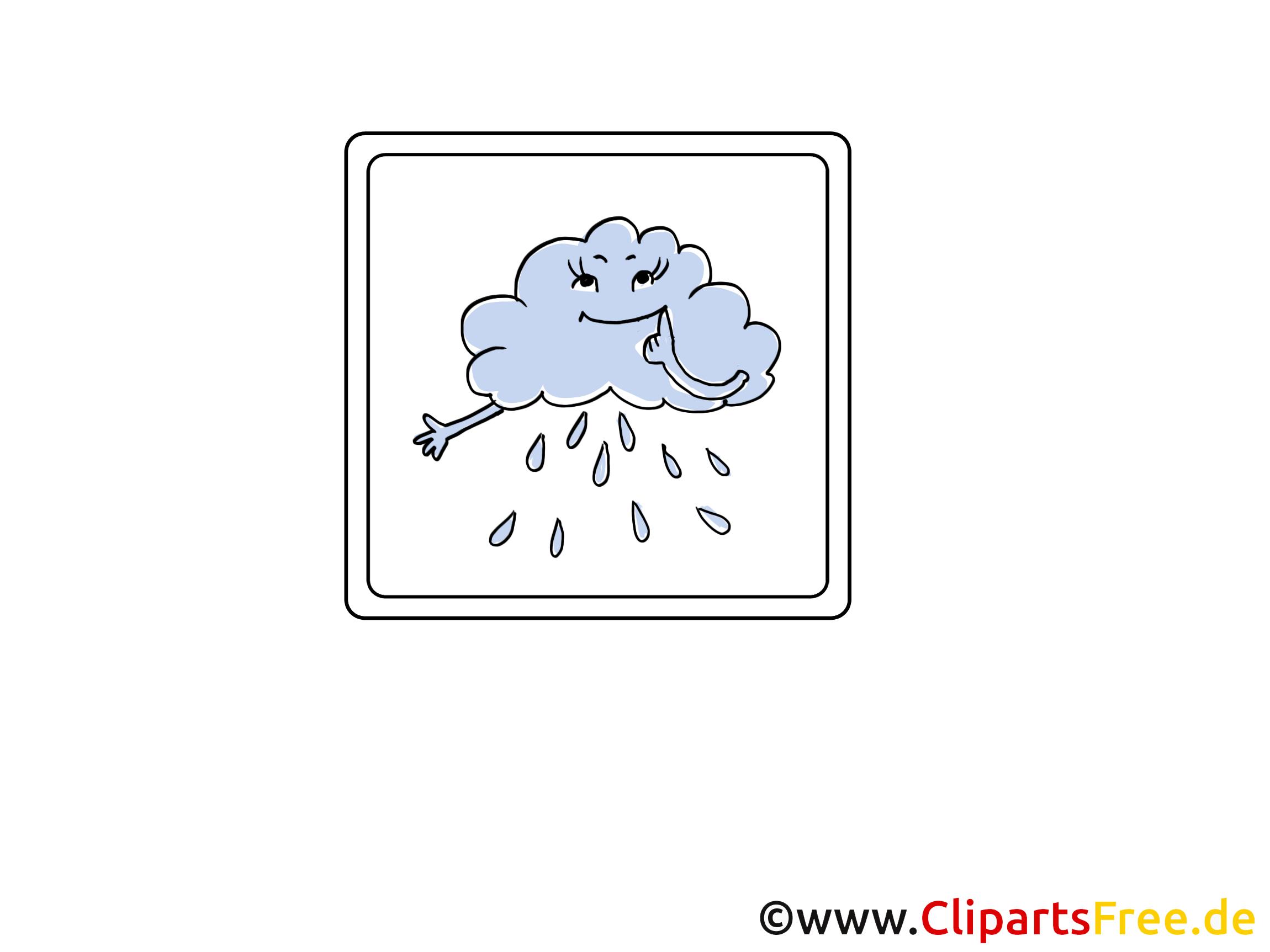 regen bild witzig