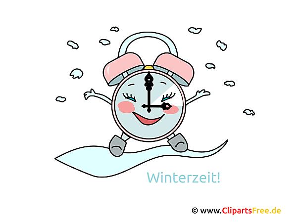 Bilder Zeitumstellung Winterzeit