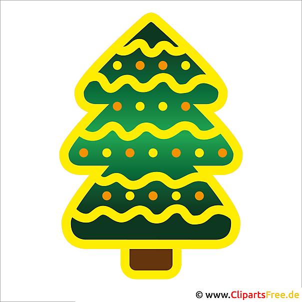 Weihnachtsbild gratis Weihnachtsbaum