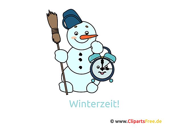 Winterzeit Bilder