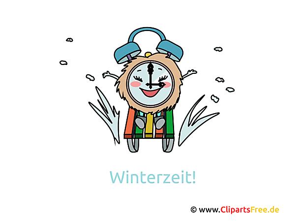 Wintertijdfoto's gratis