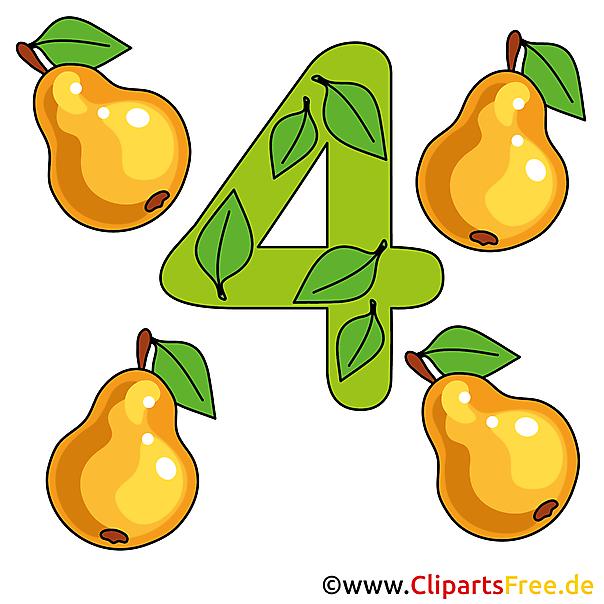 4 - resim numaraları