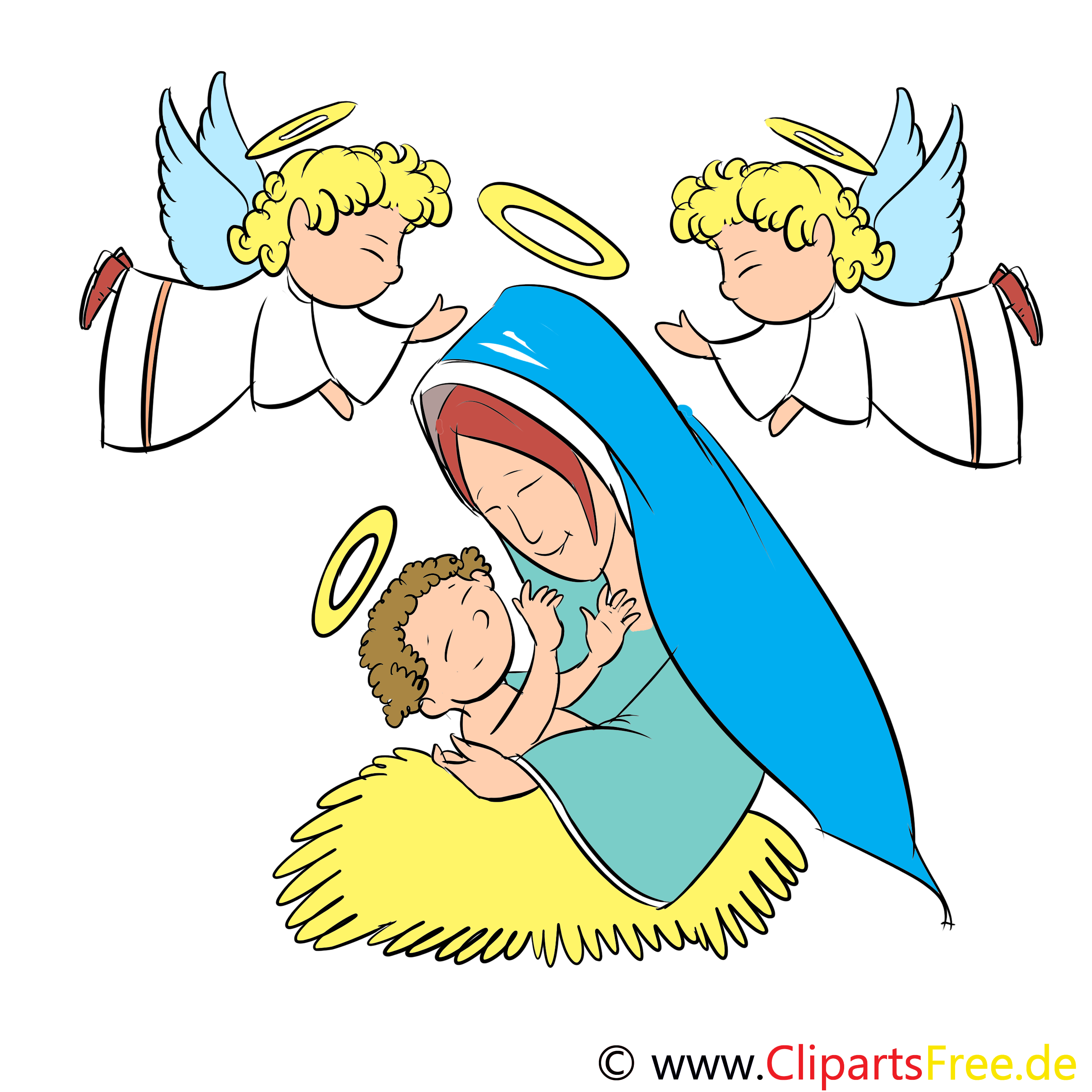 Advent, Weihnachten Clipart Bilder gratis