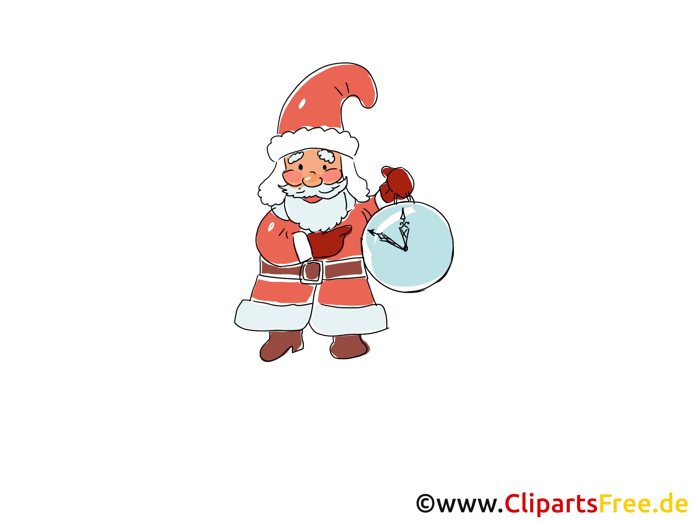 Bilder Santa Claus kostenlos