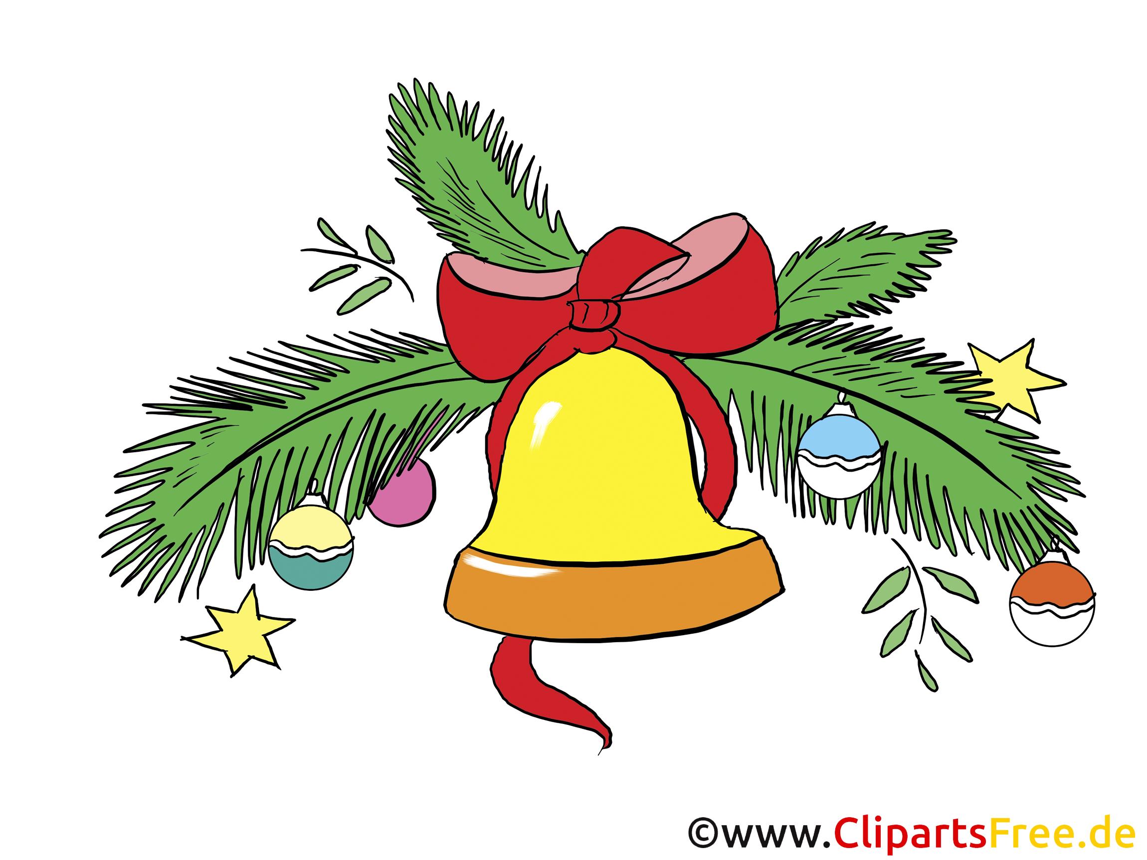 Bilder zum 2 advent glocke zu weihnachten - Bilder weihnachten kostenlos zum ausdrucken ...