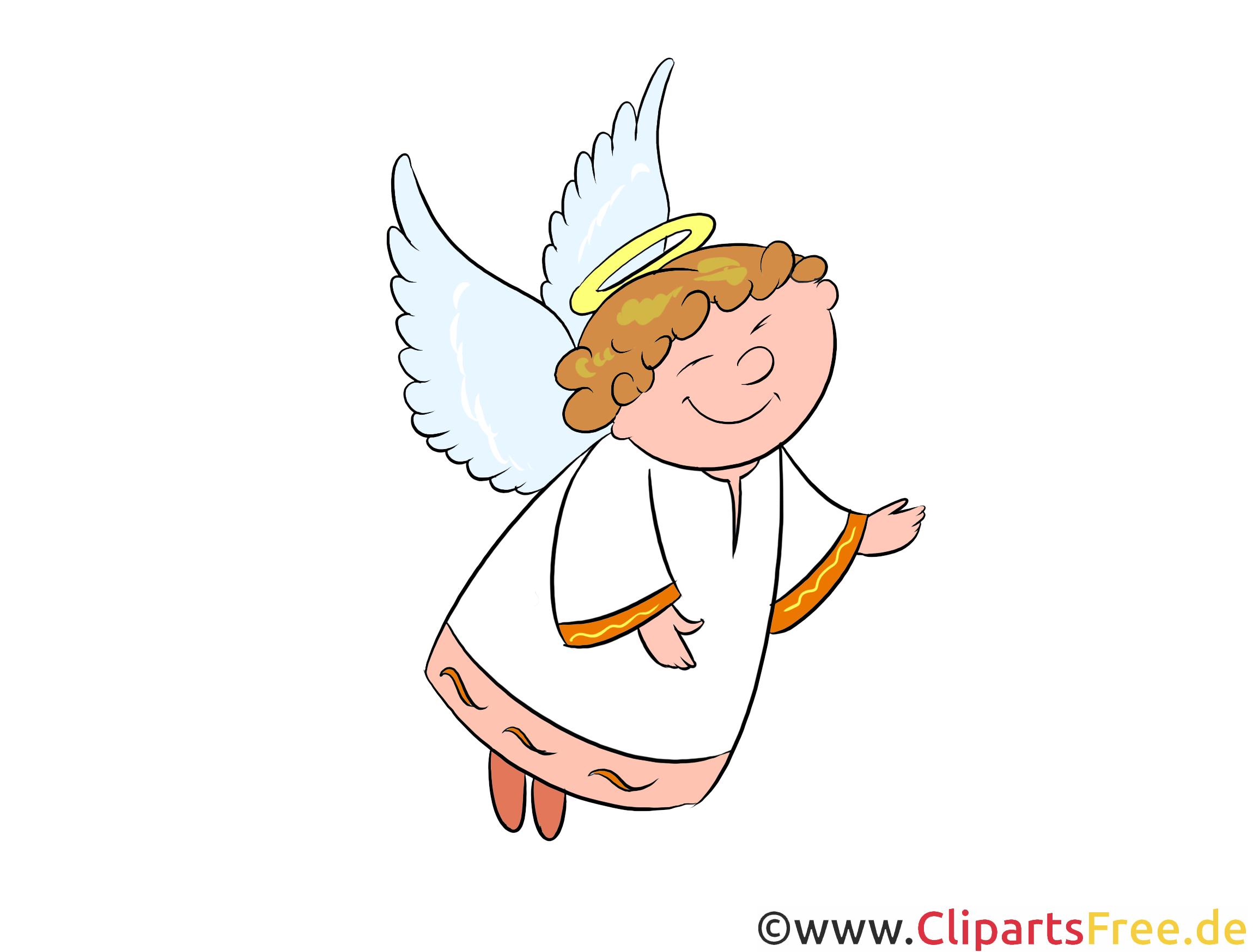 Engel Illustration Clipart Bild Grafik