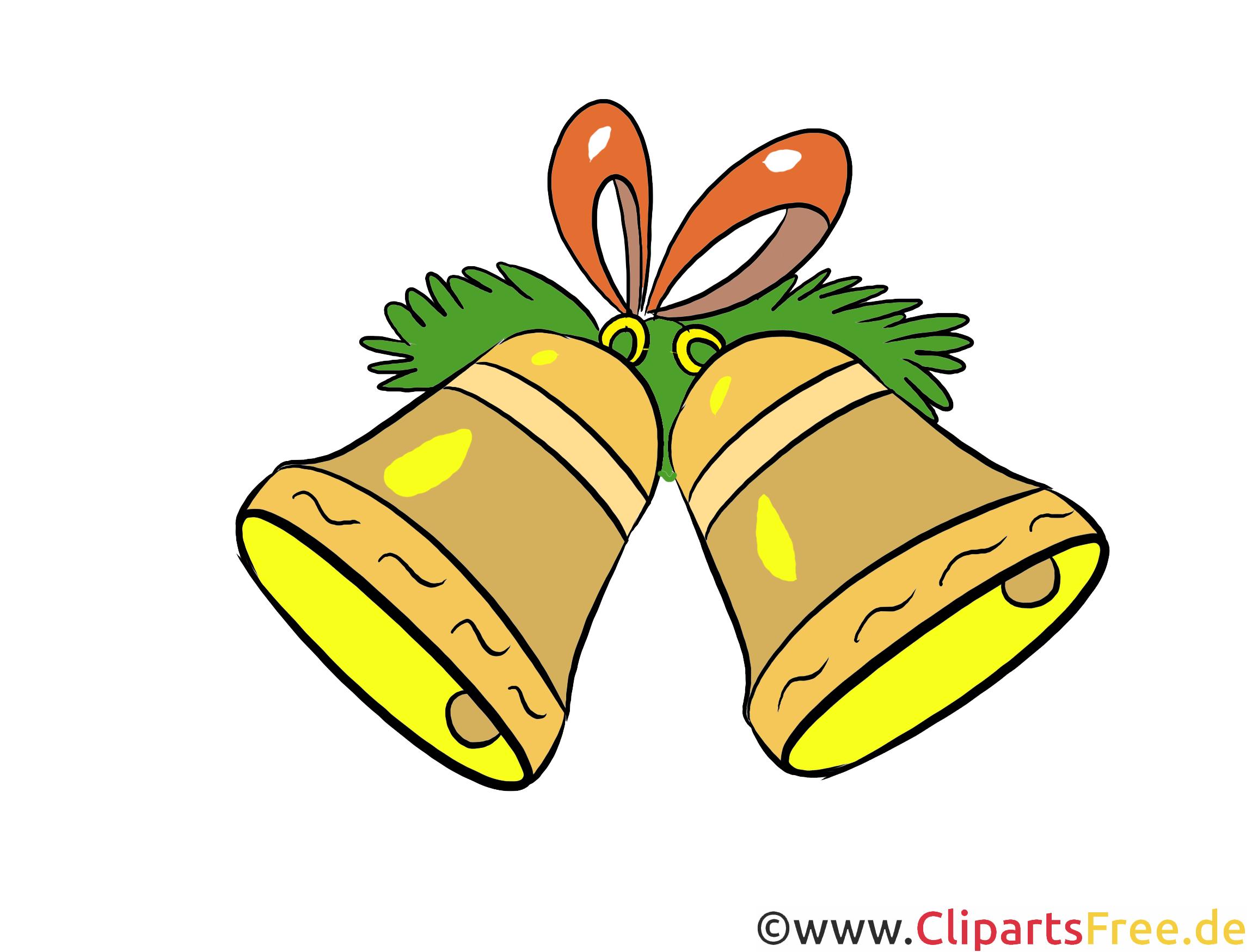 Glocken Bild, Illustration, Clipart, Grafik