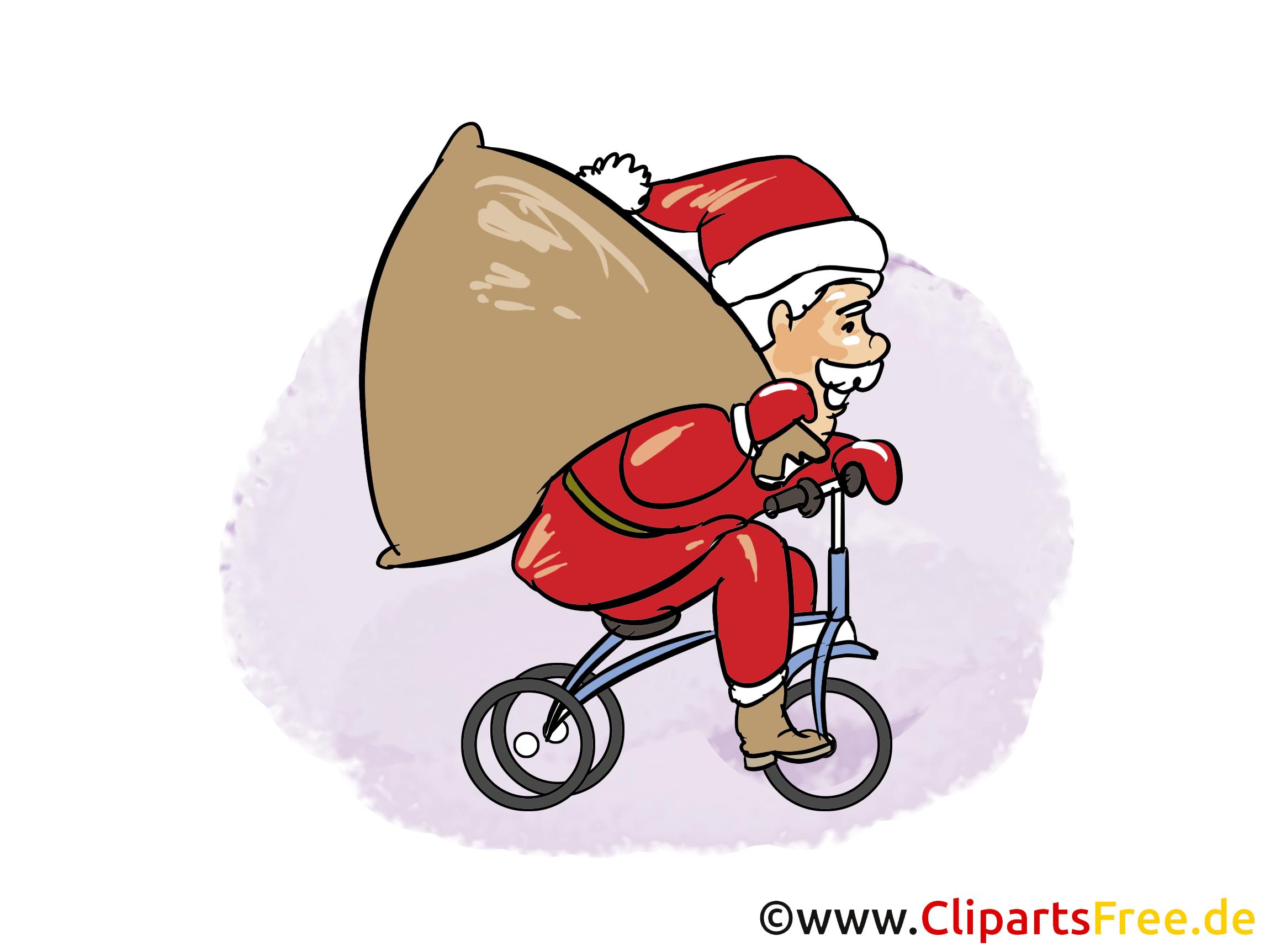 Kostenlose bilder cartoon zu silvester neujahr weihnachten for Clipart gratis download