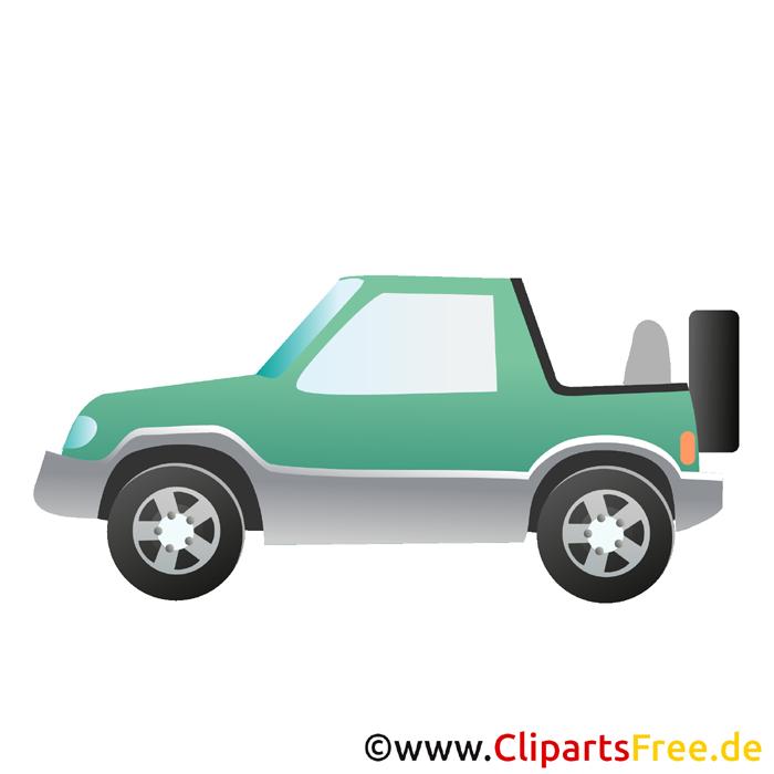 Auto Clipart Pickup