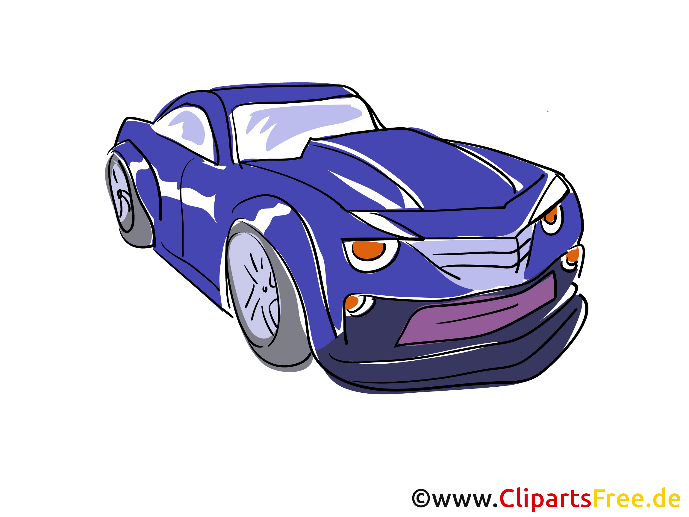 Cars Clip Art Images