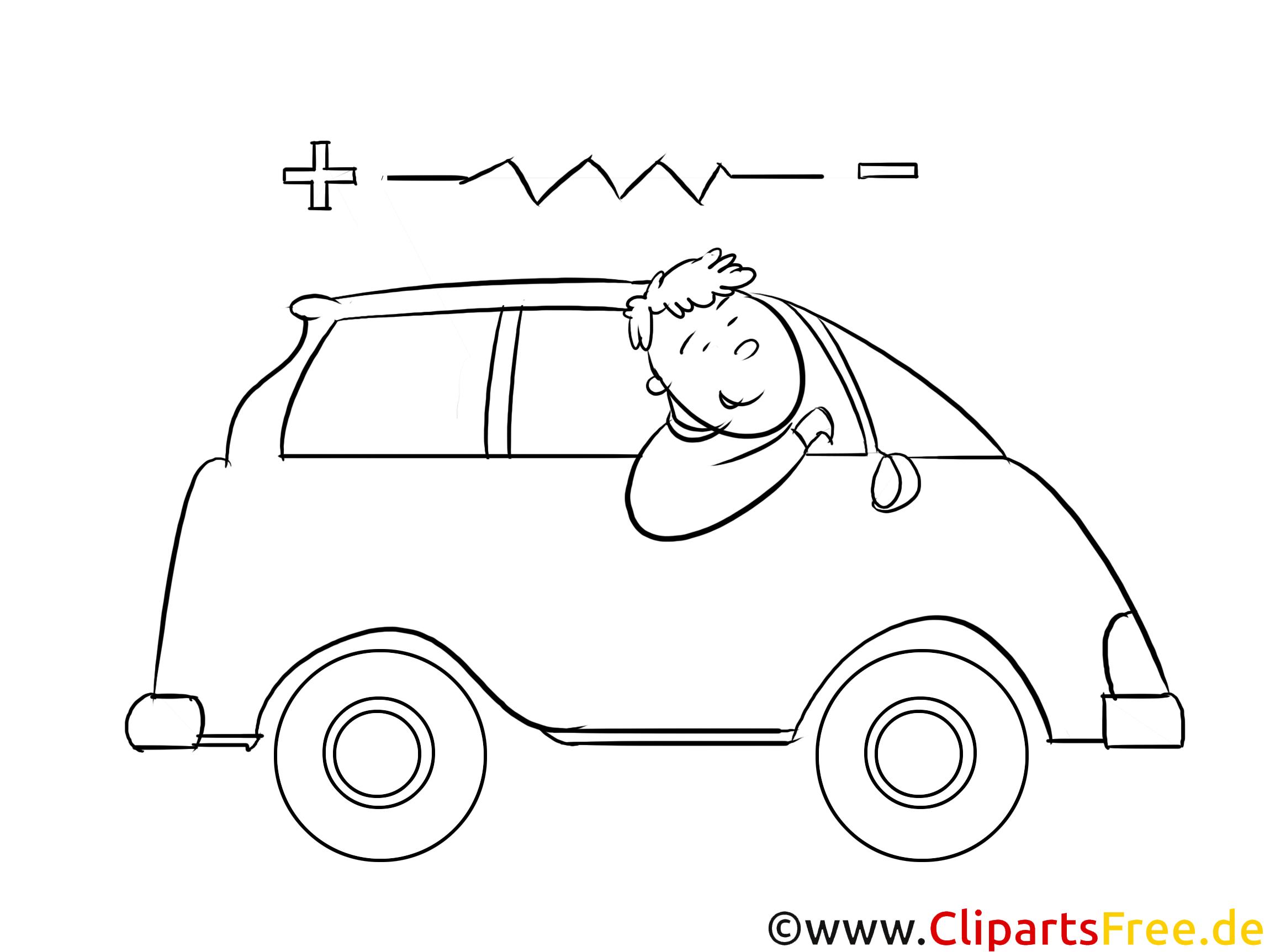 Elektrofahrzeug PNG Clipart