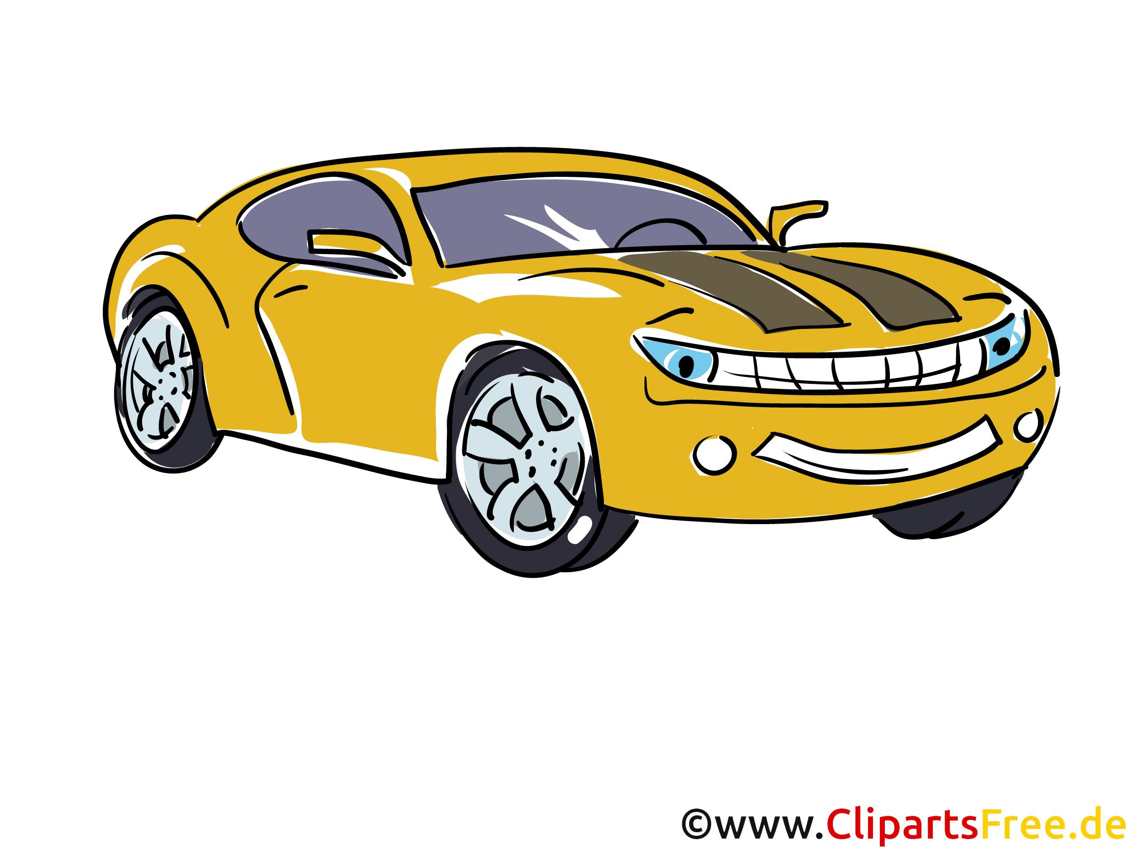 Kostenlose Autos Bilder, Cliparts