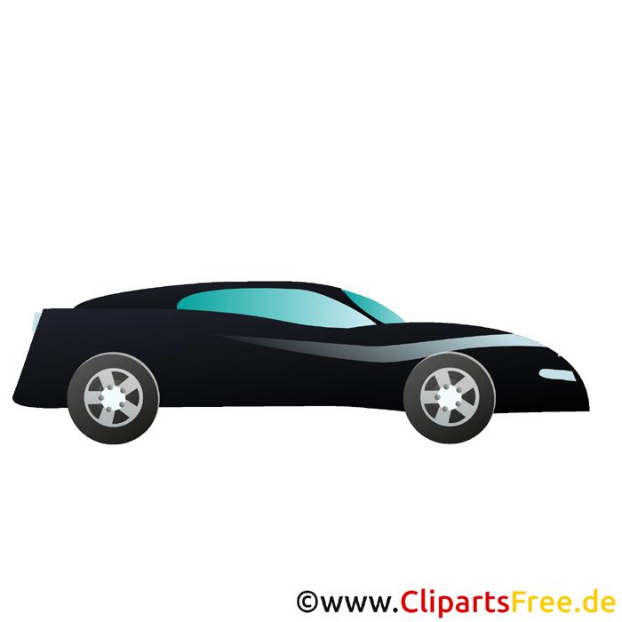 Roadster Bild-Clipart gratis