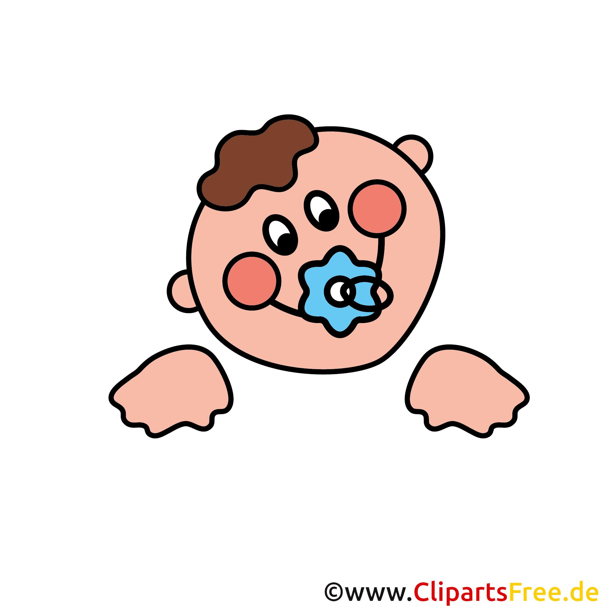 Baby Bild Comic