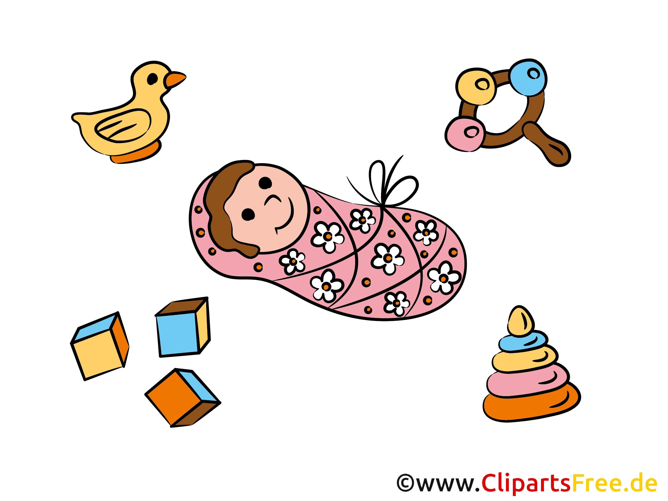 Geburtsbilder kostenlos zum Drucken