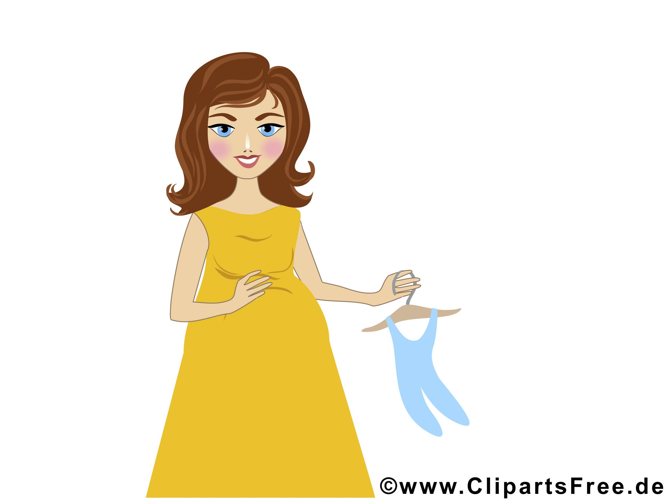 Schwangerschaft Frau Bilder, Cliparts, Grafiken