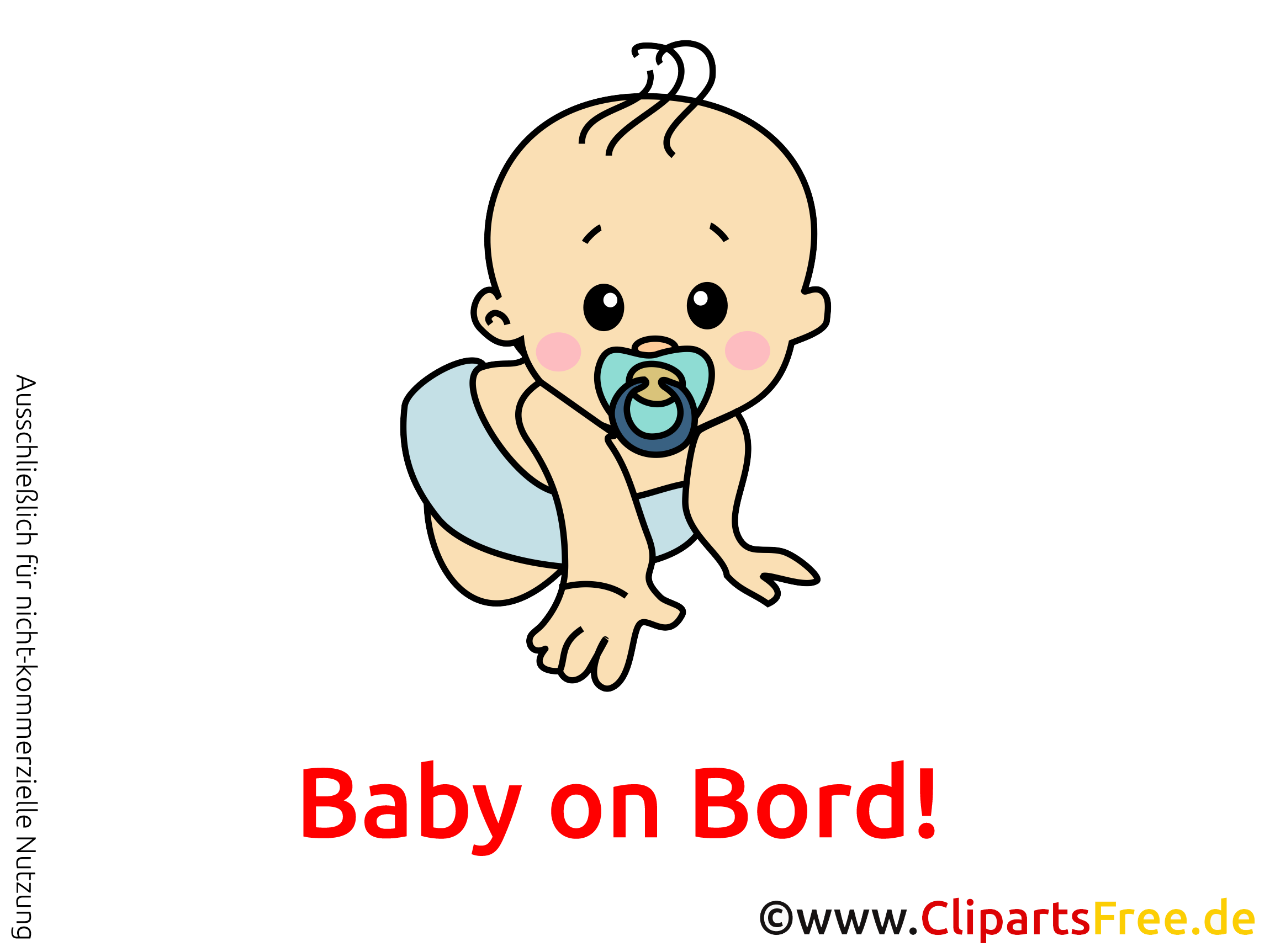 clipart baby on board - photo #9