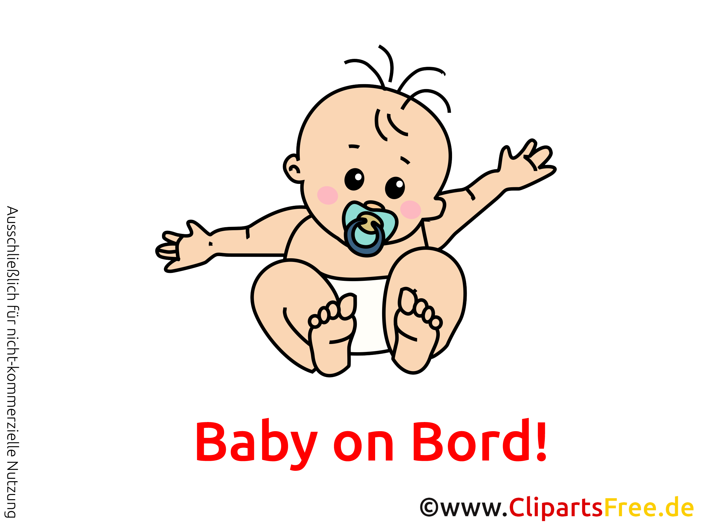 clipart baby on board - photo #48
