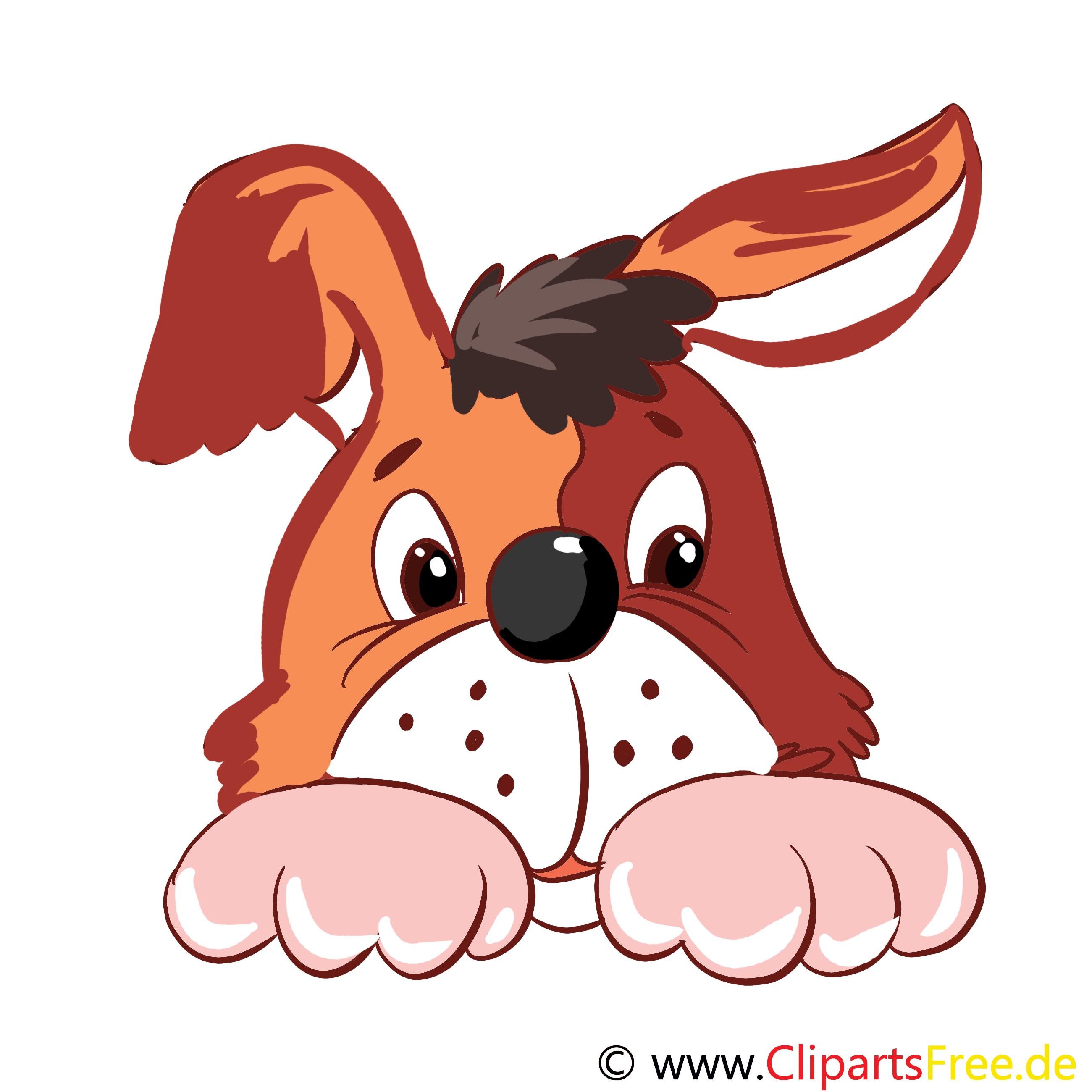 Grafik kostenlos downloaden Hund