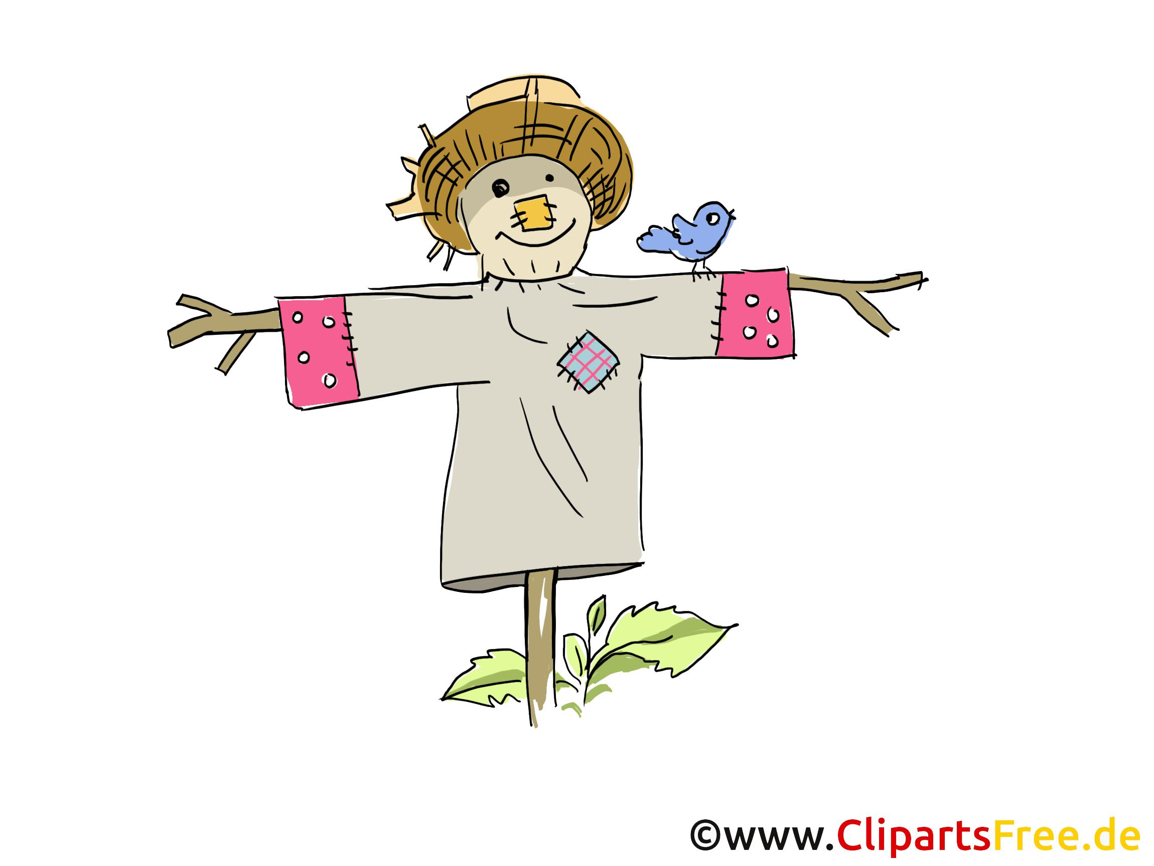 Popanz Bild, Clipart, Illustration, Grafik gratis