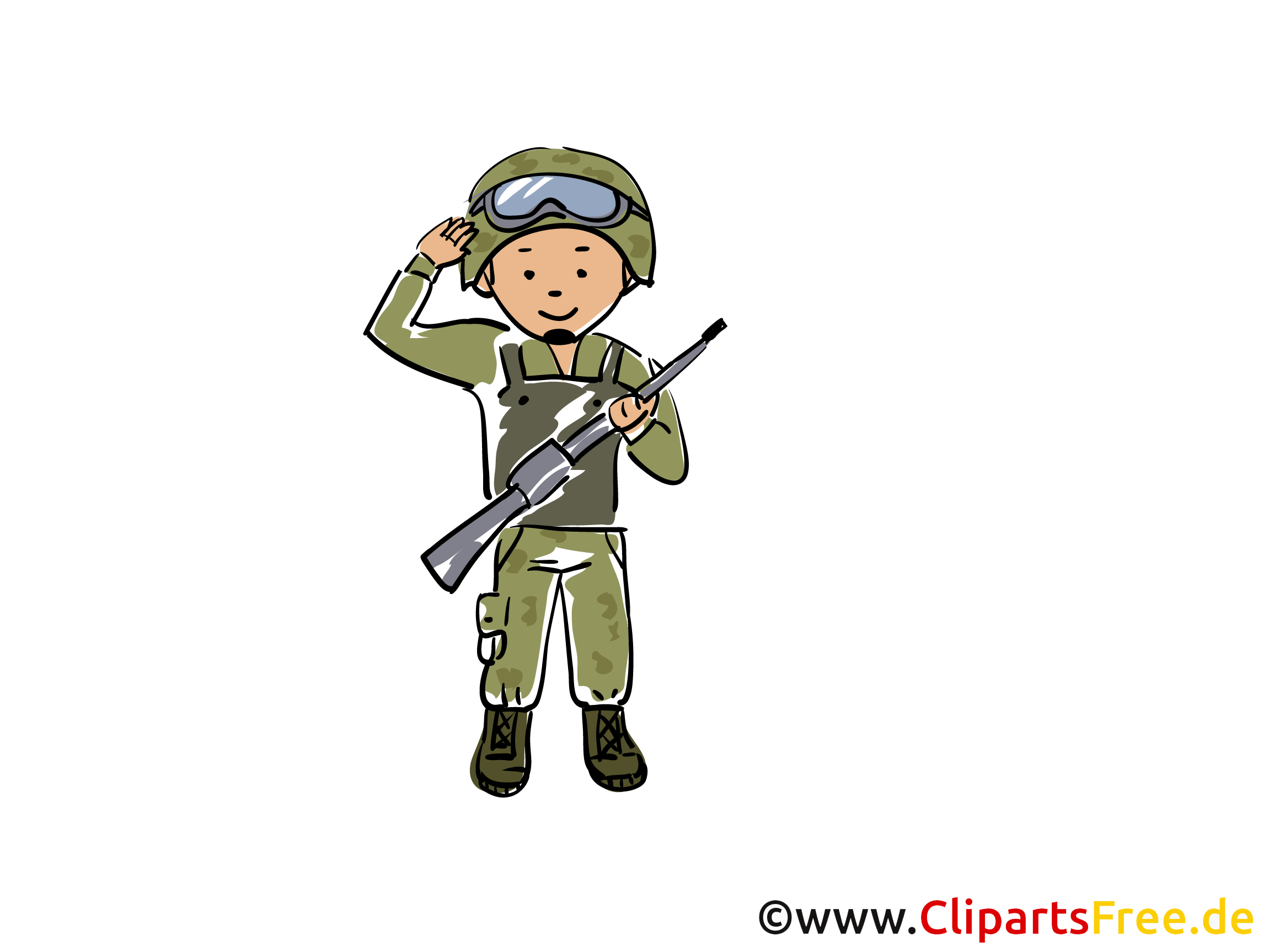 Army Clip Art gratis