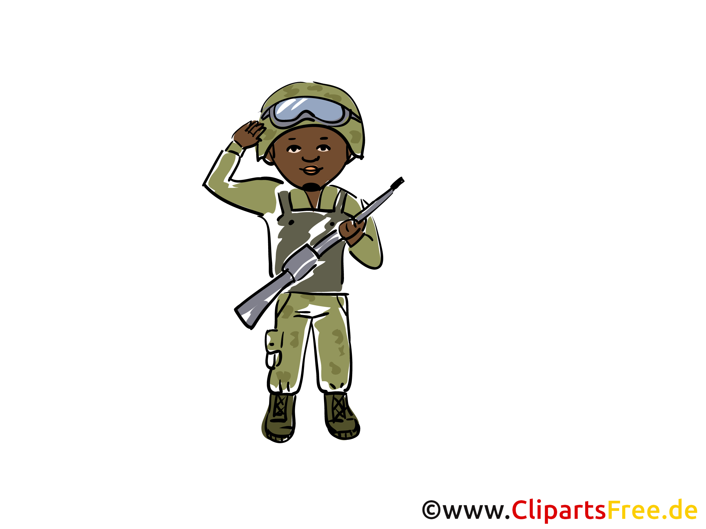 Free Military Clipart
