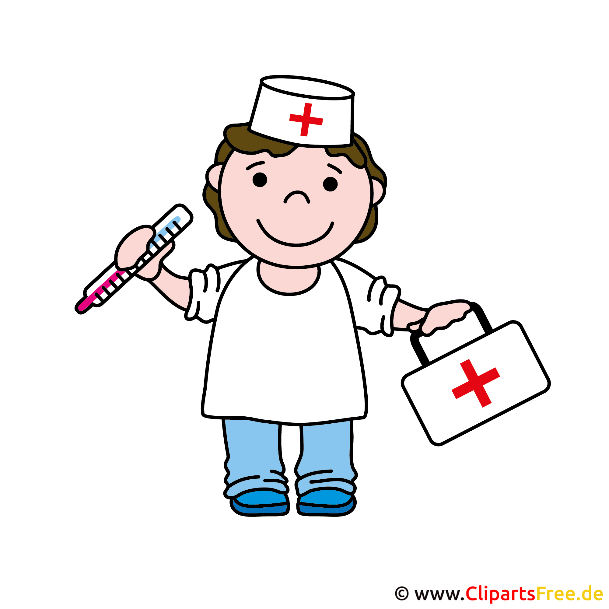 Arzt Clip Art Cartoon free