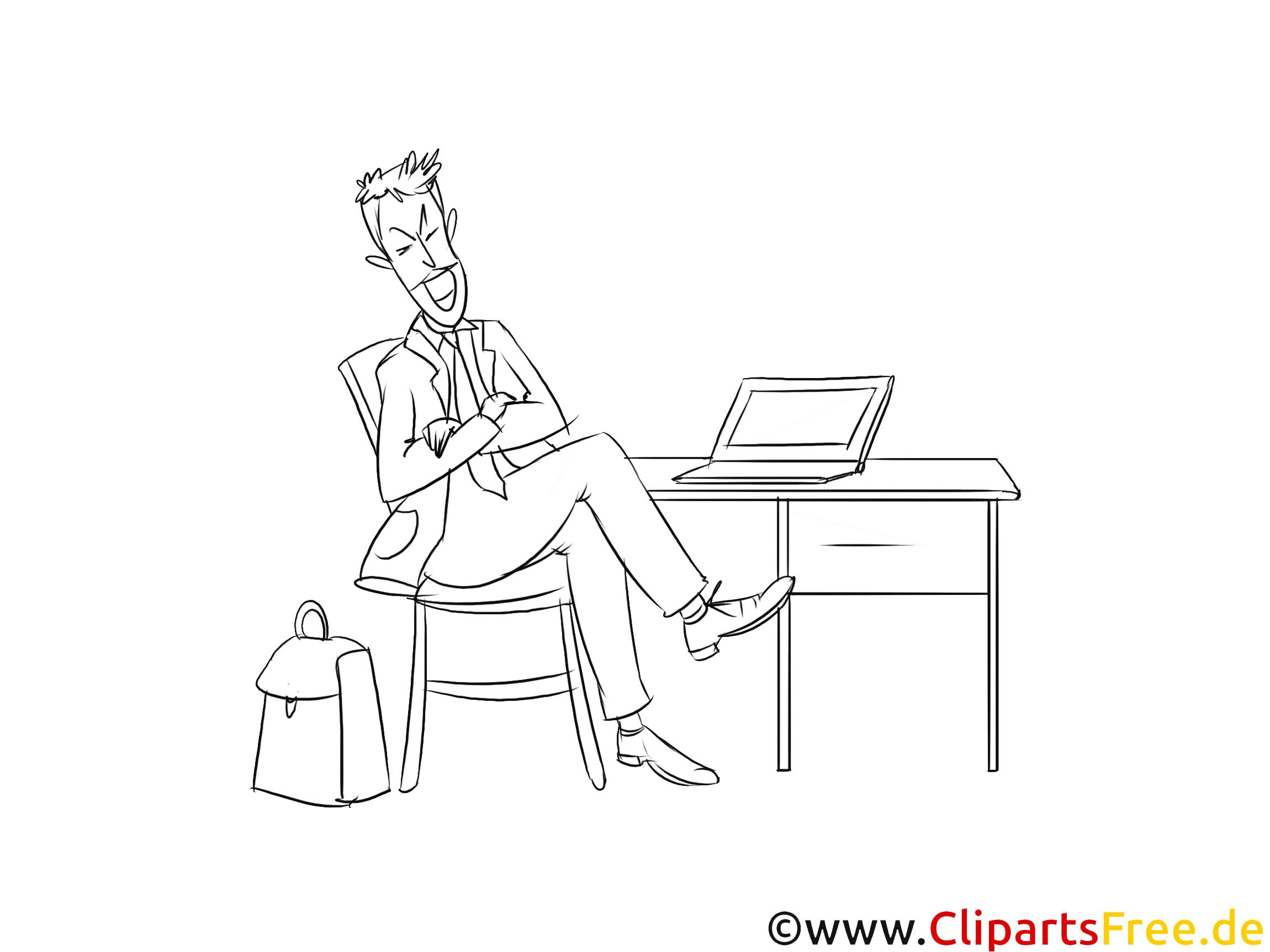 Kaufmann für Versicherungen und Finanzen Clipart-Bilder für Präsentationen