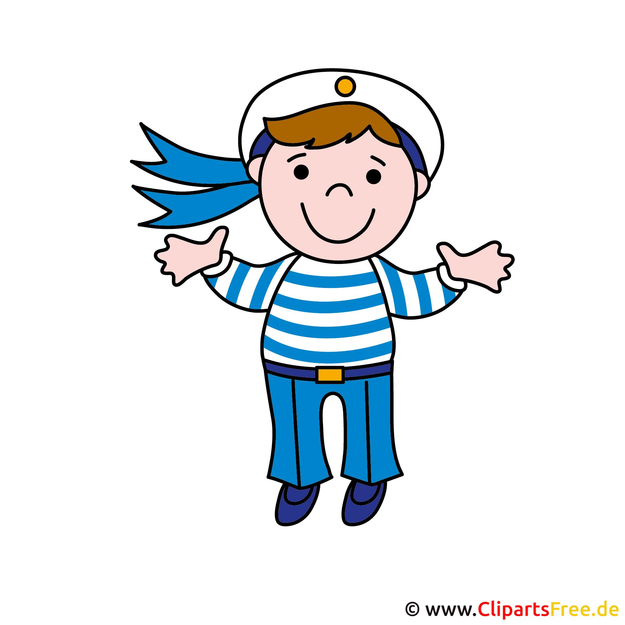 Картинка моряка для детей