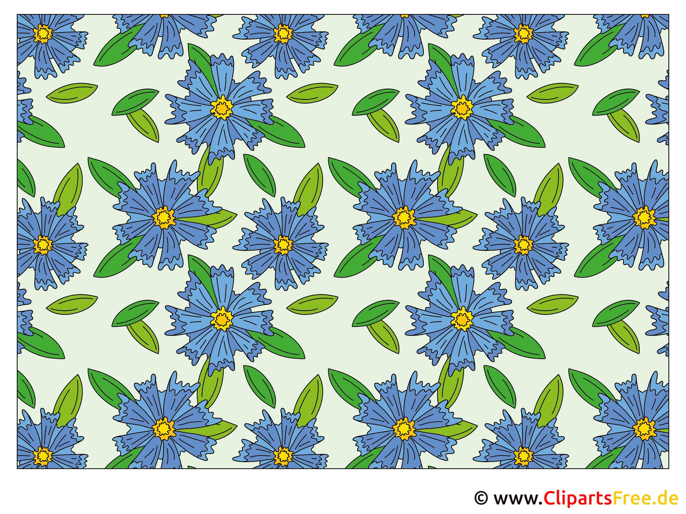 Clip Bilder Blumen