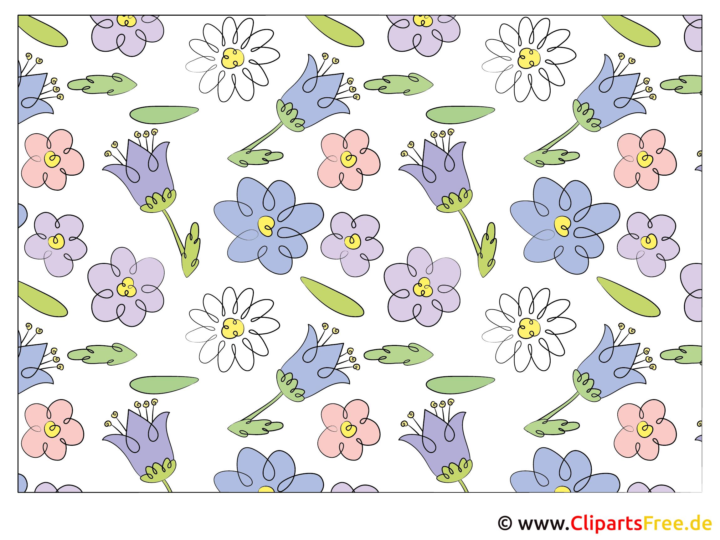 Desktophintergrund mit Blumen