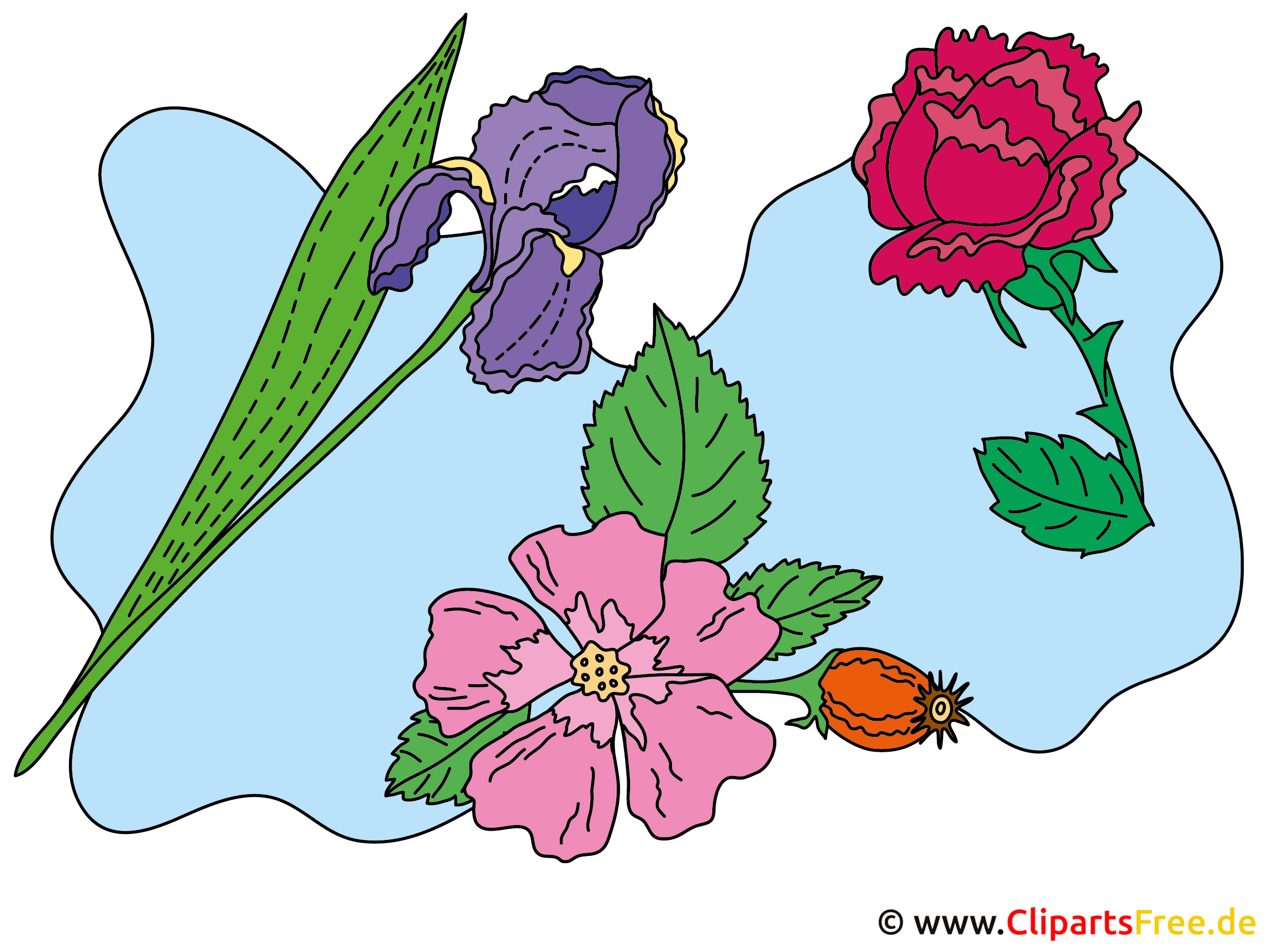 Flowers Cliparts