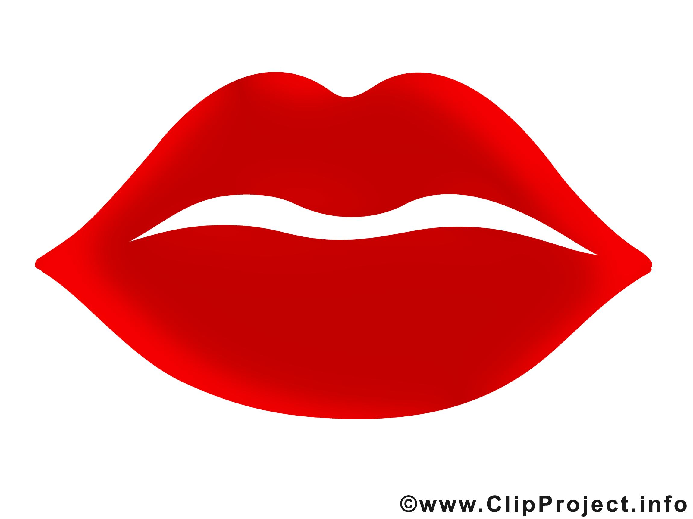 lippen clipart mond