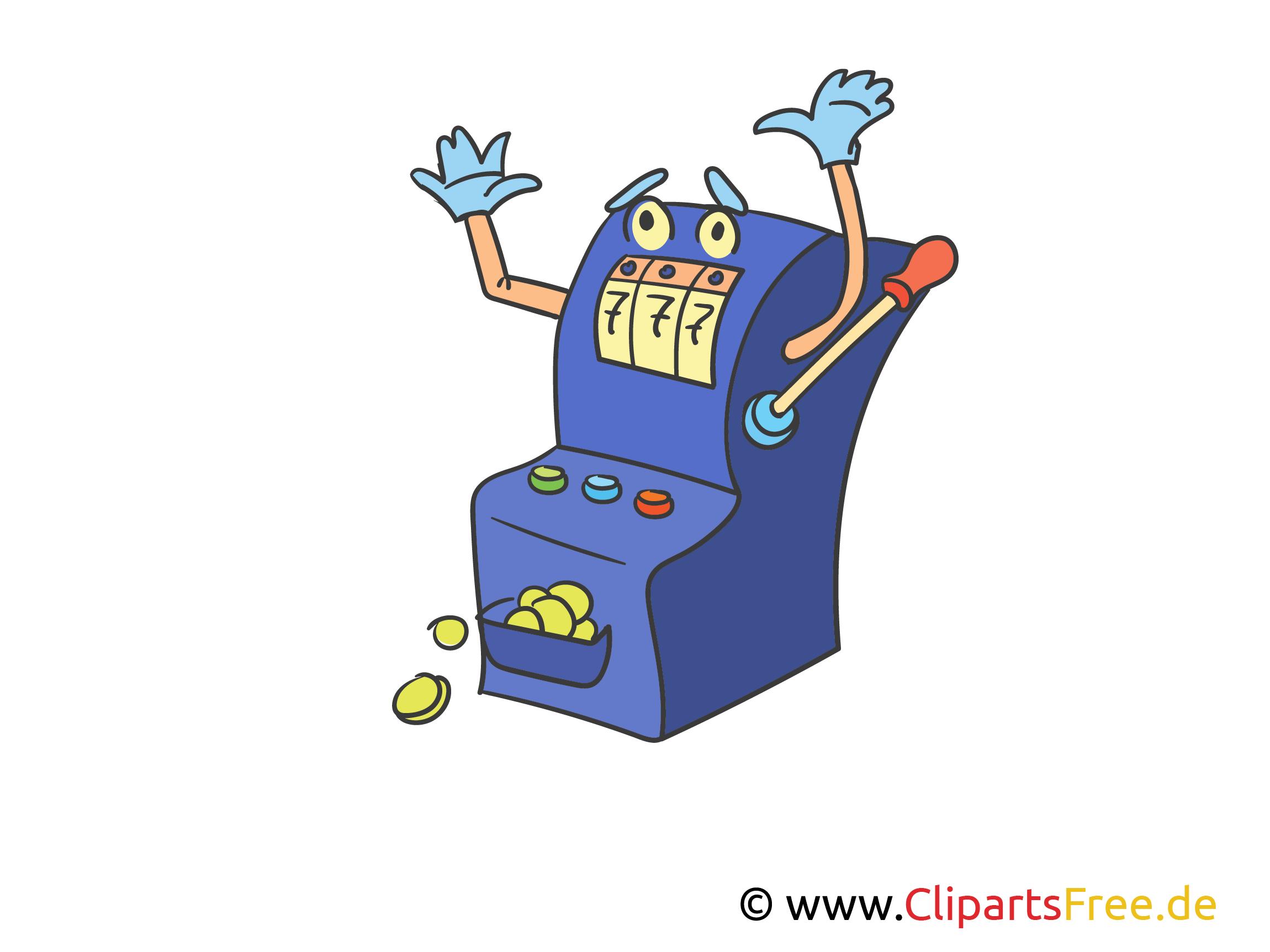 Casino Clip Art free