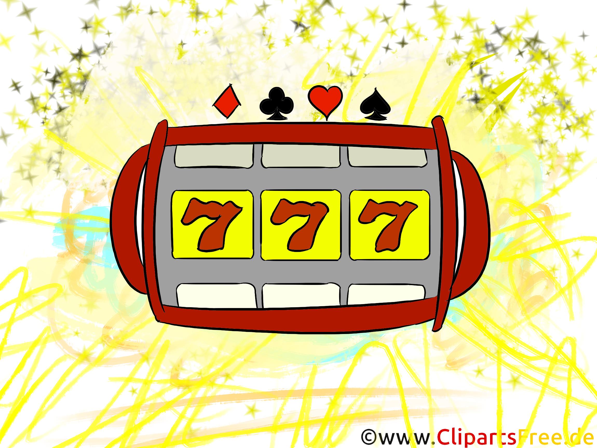 777 Casino Clipart free