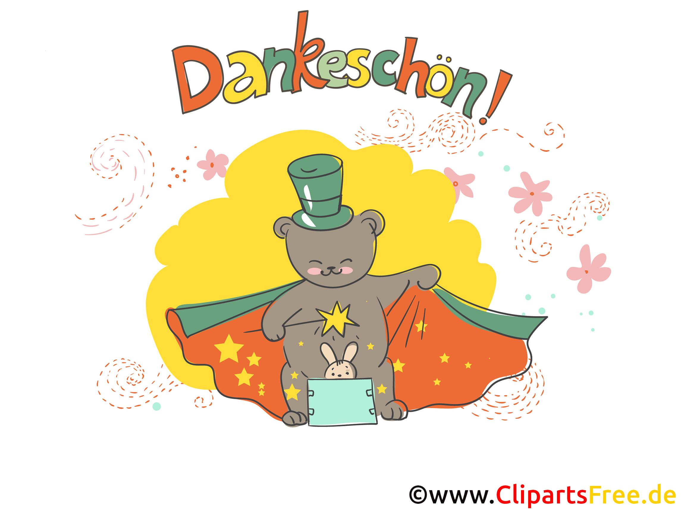 Dank Clip Art und Illustration Zauberer