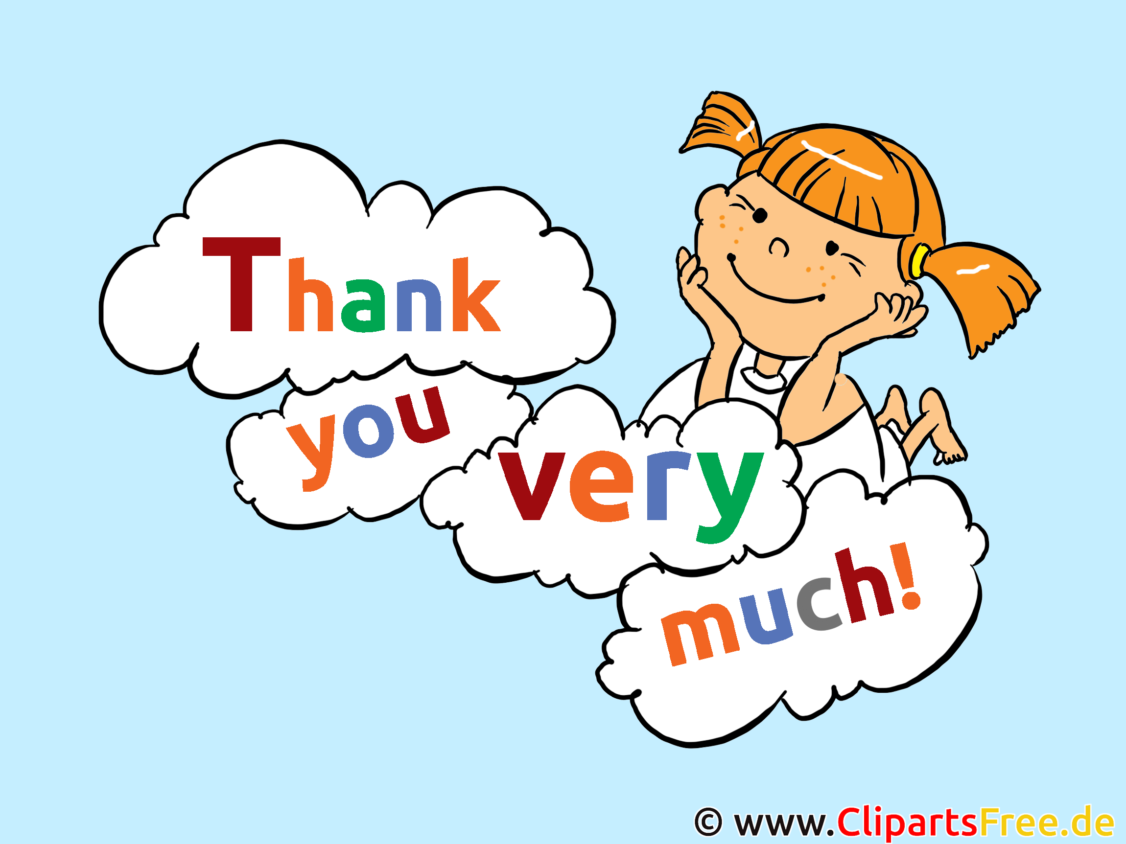 Thank you very much ecard, pic, clip art, cartoon