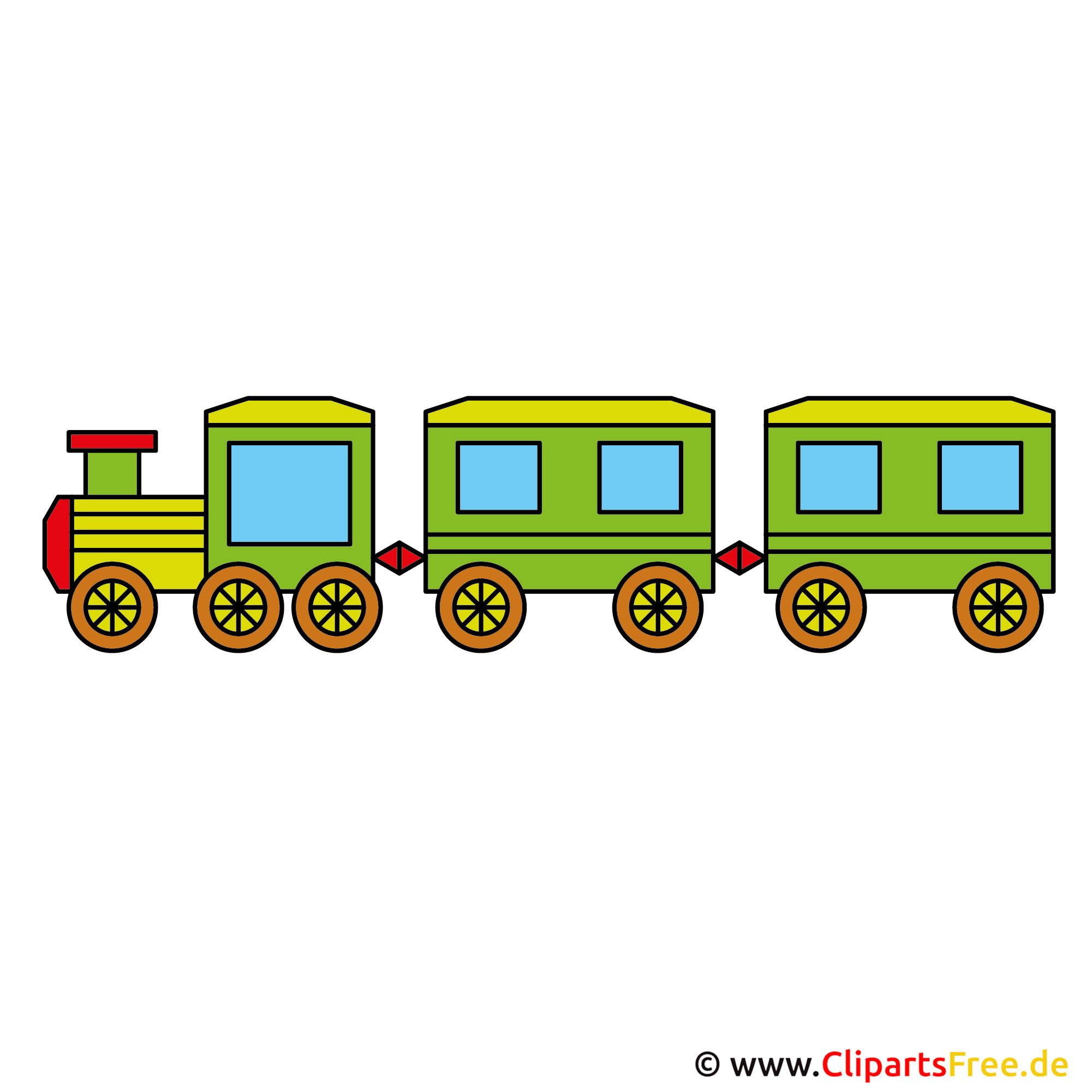 Eisenbahn Clipart Kostenlos