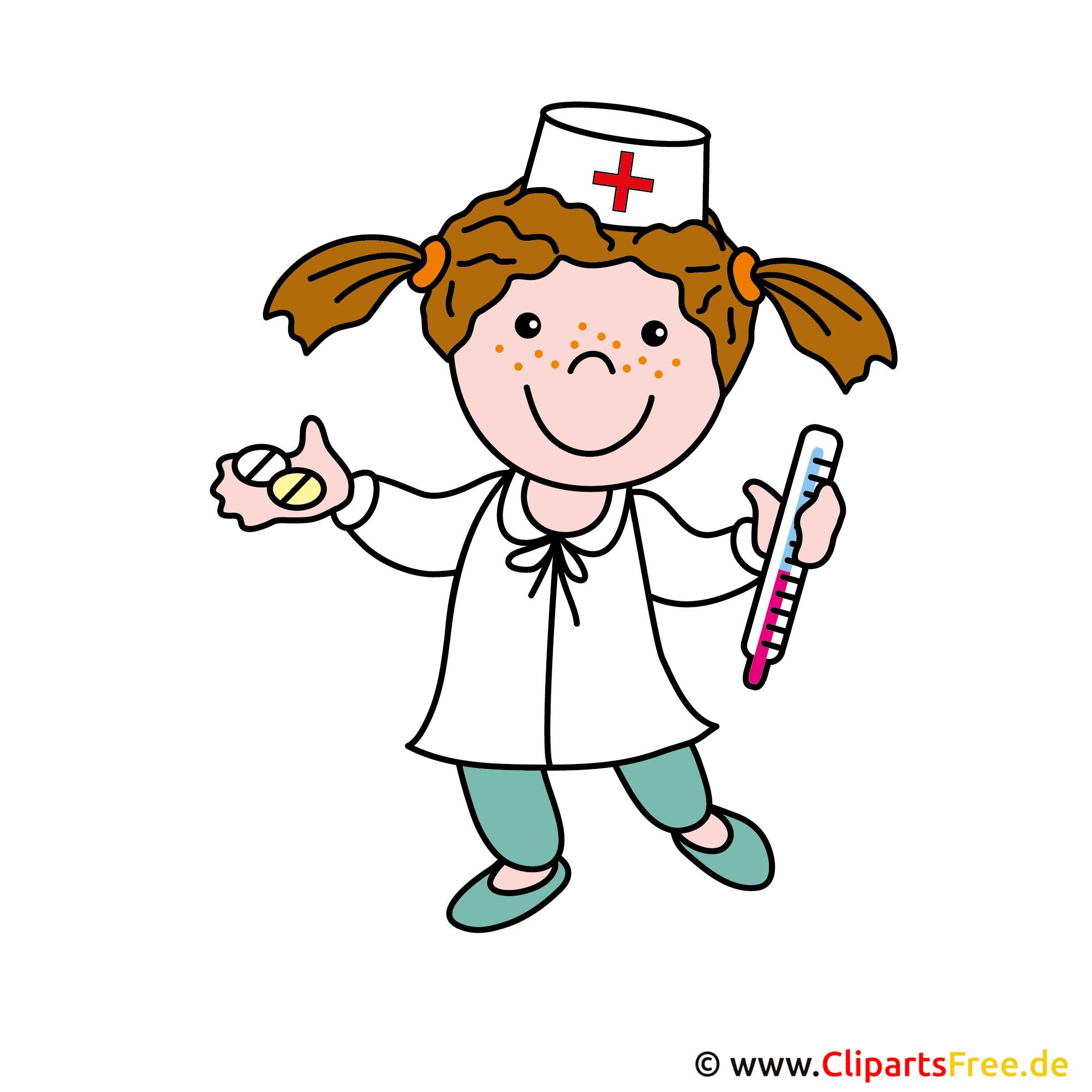 Krankenschwester Clipart