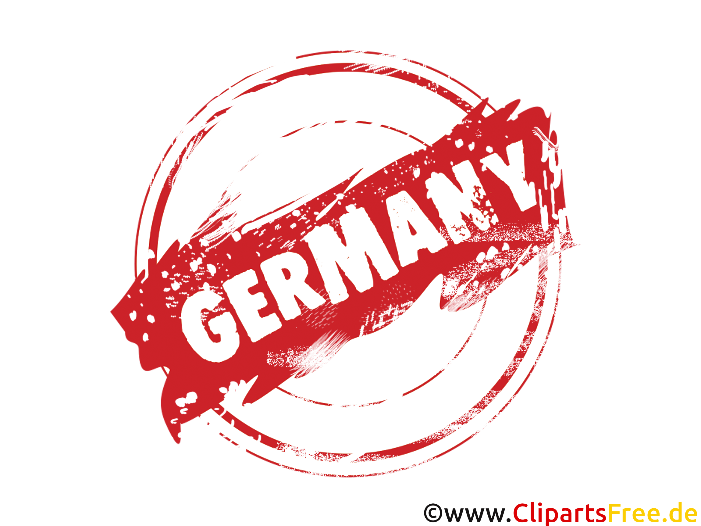clipart stempel kostenlos germany. Black Bedroom Furniture Sets. Home Design Ideas