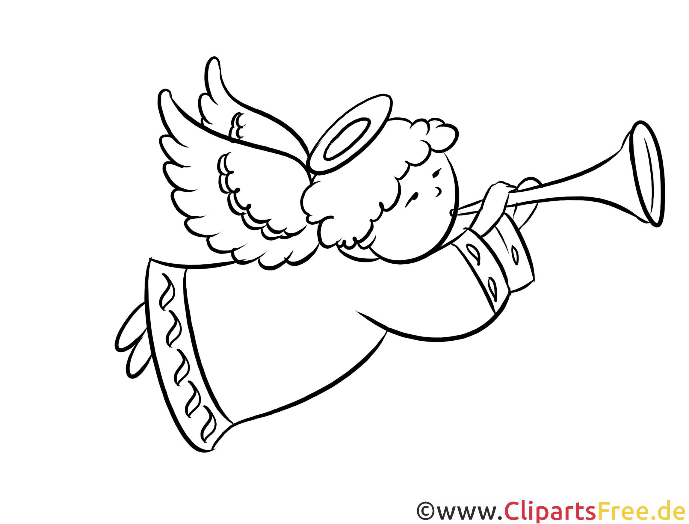 engel laubsägevorlage