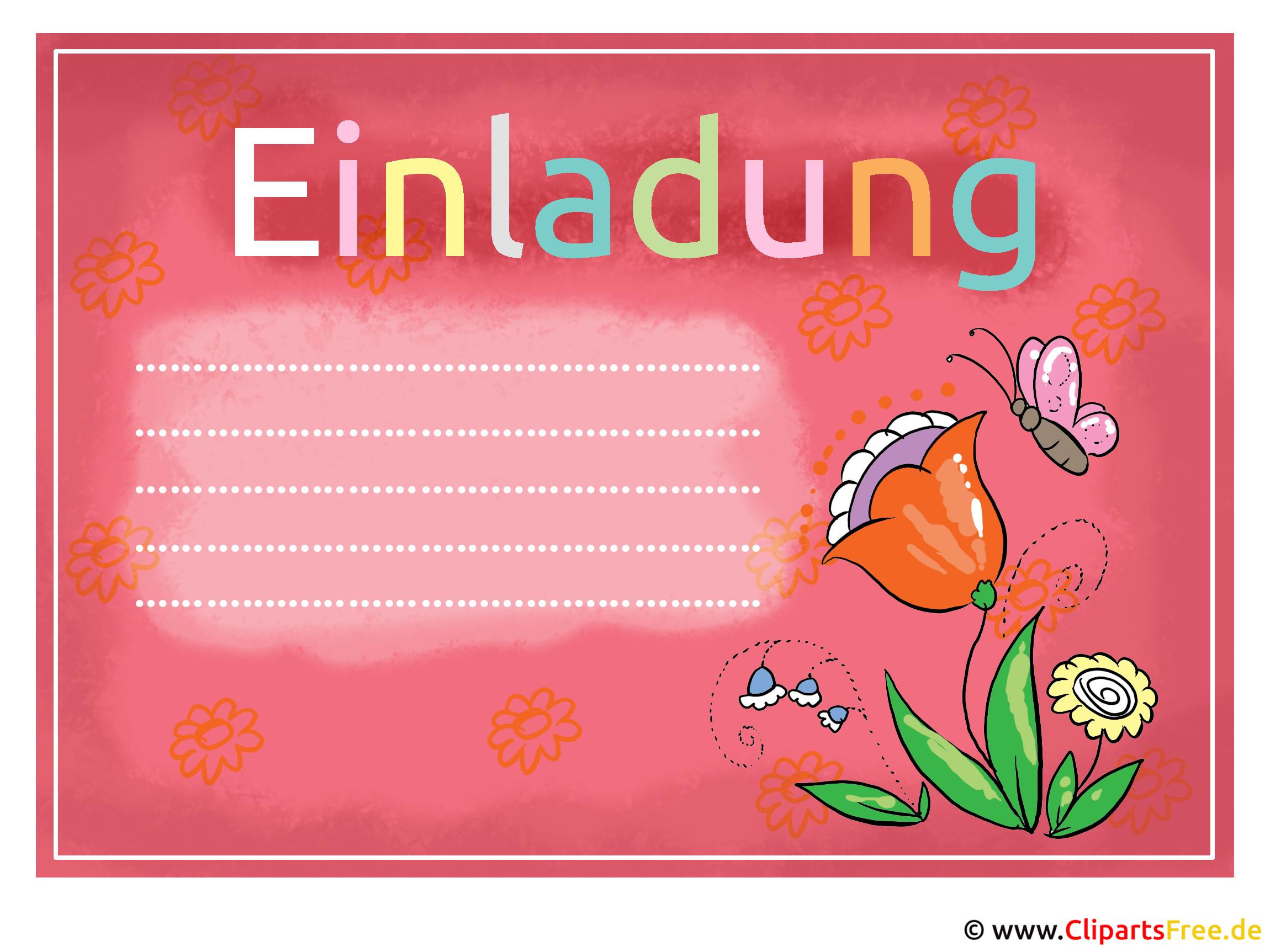 Einladungskarten Geburtstag Gestalten Einladungskarten: Einladung Vorlage Zu Party, Geburtstag, Essen