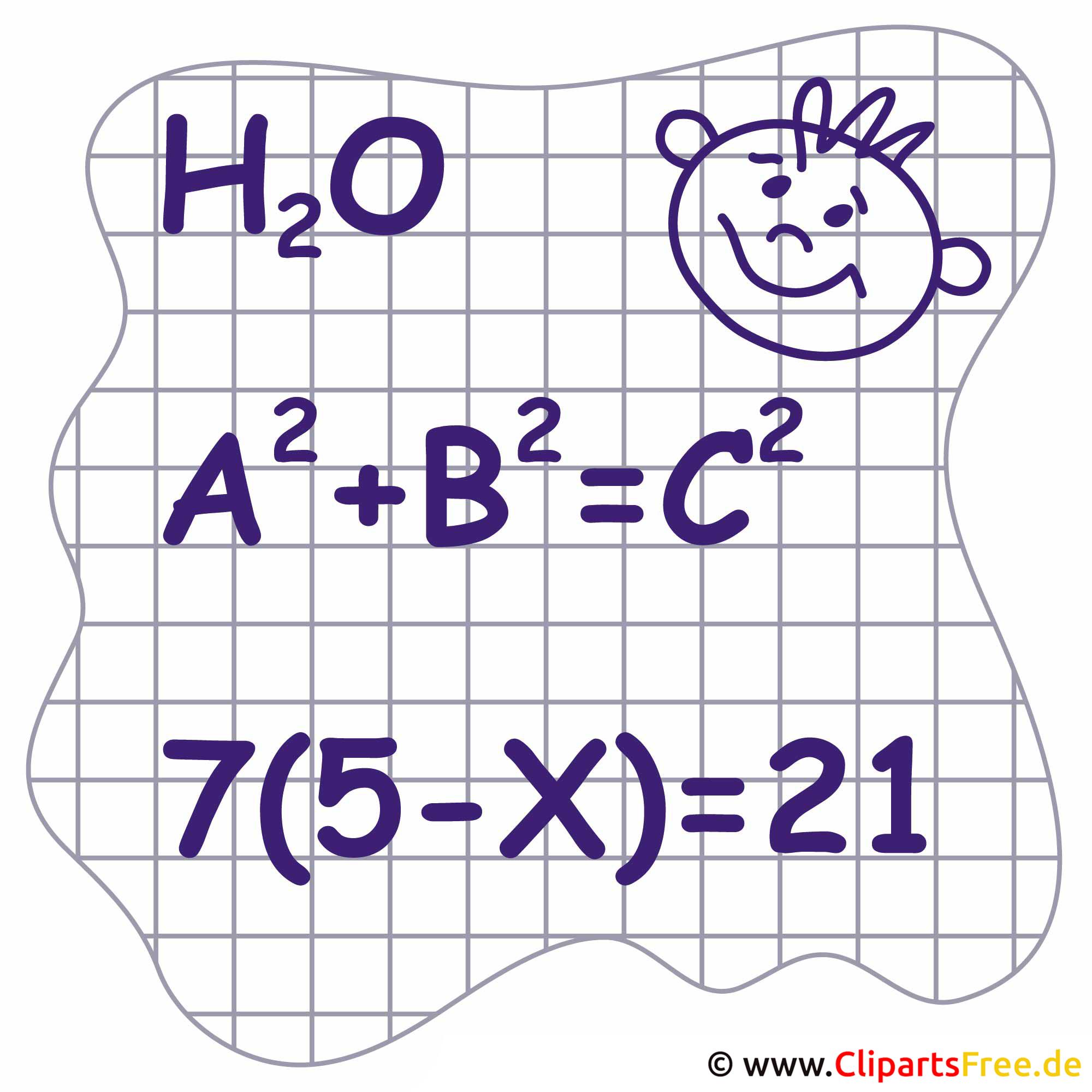 Mathematik Bilder - Schulbilder kostenlos