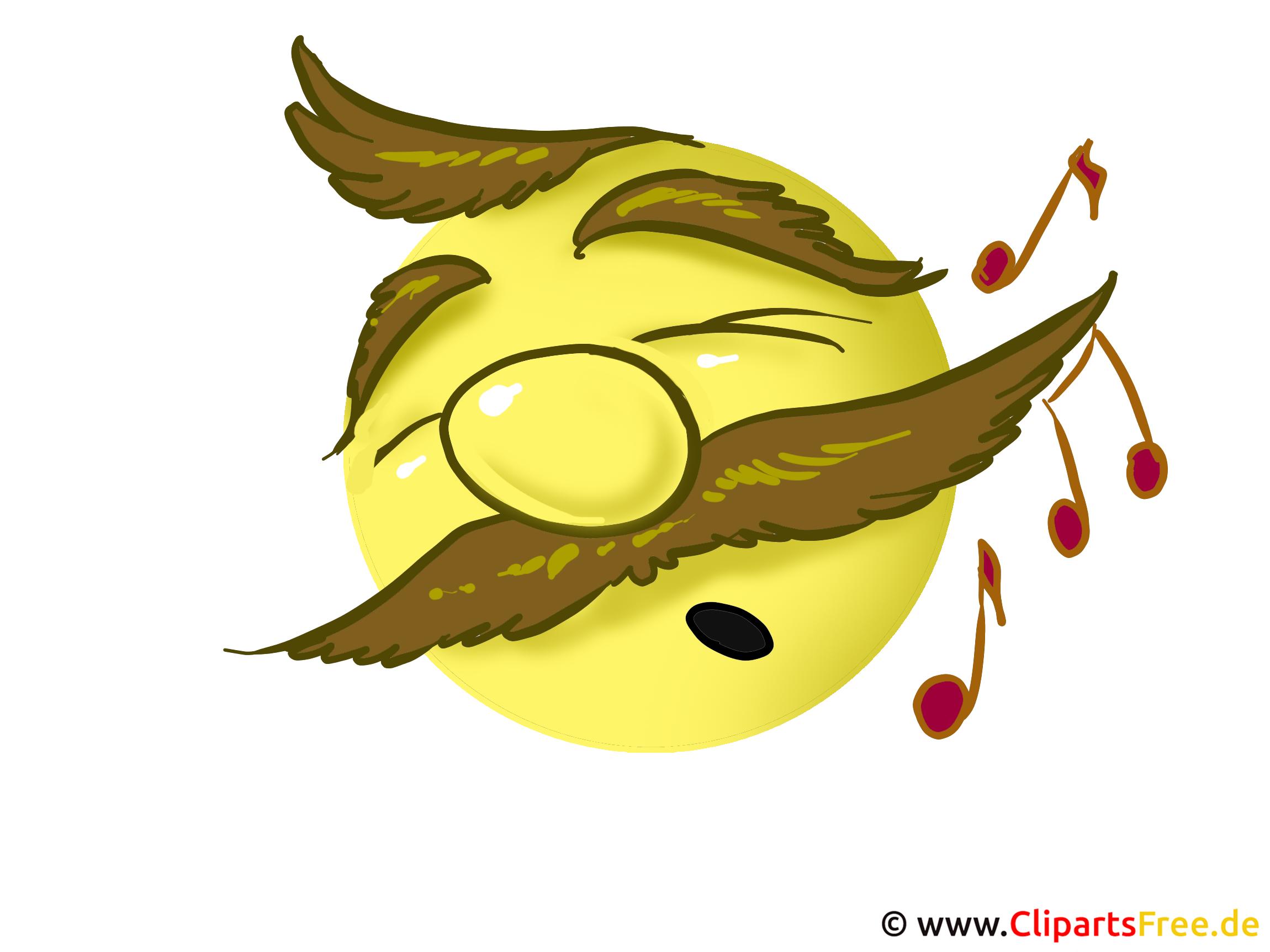 Free Emoticons download - Musik Smiley