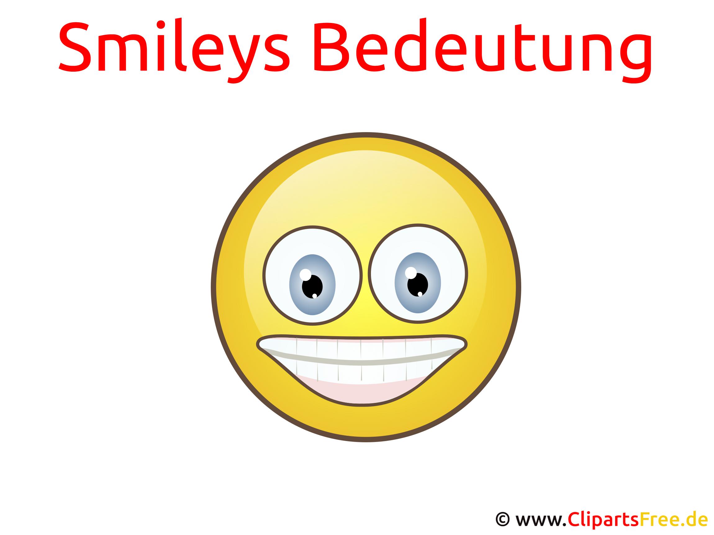 Smiley Bedeutung X