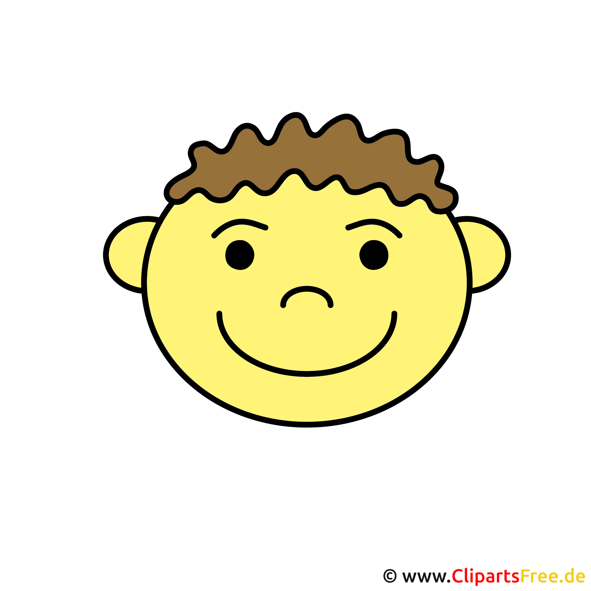 Smilie kostenlos for Clipart gratis download