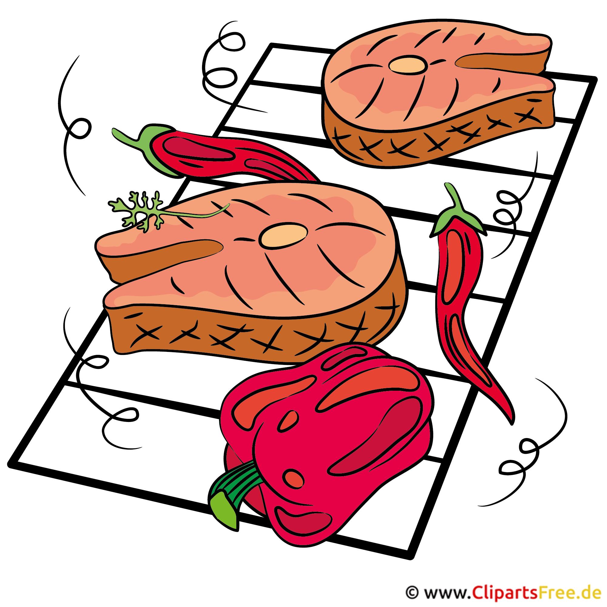 Barbecue Grill Bild
