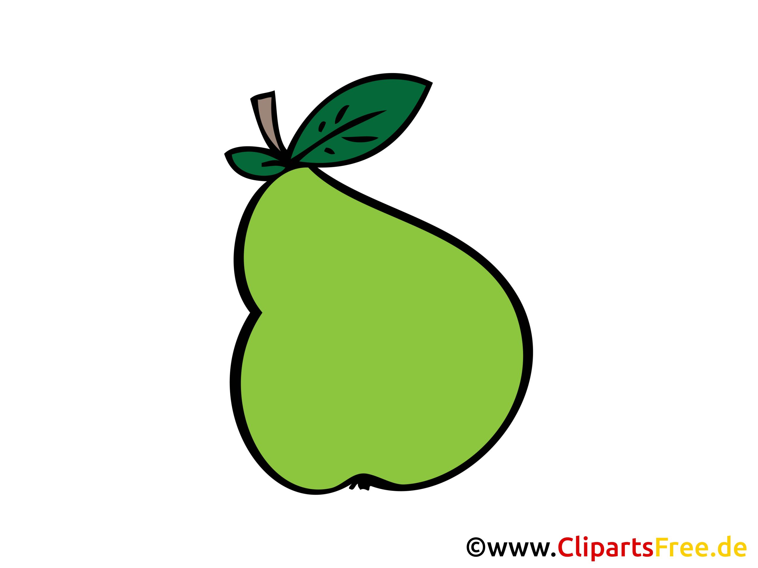 clipart kostenlos birnen - photo #1