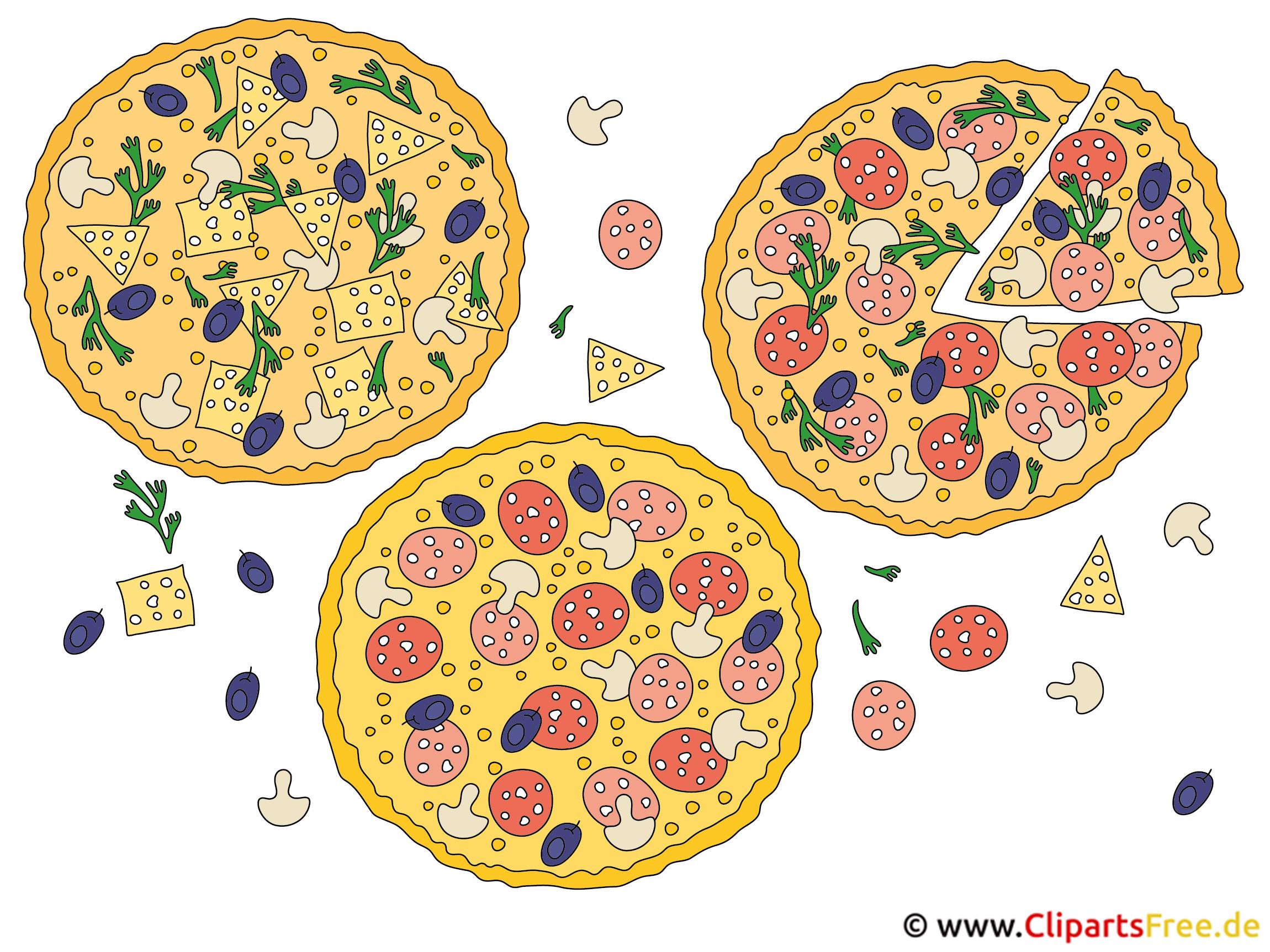 Cliparts Pizza